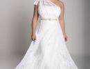 lace-beads-one-shoulder-floor-length-plus-size-bridal-gown-wedding-dress