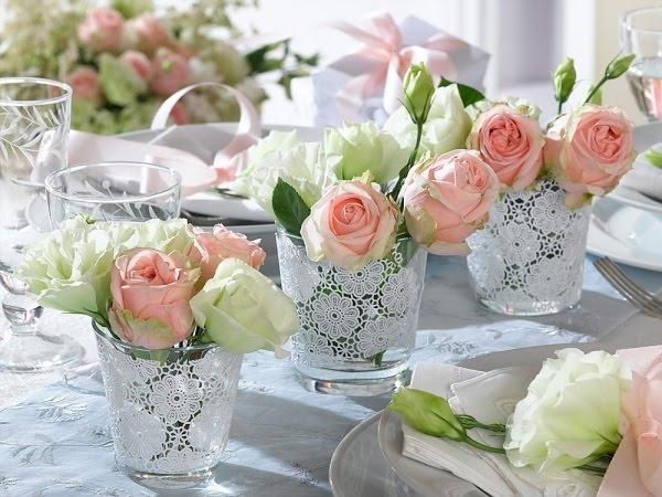 Цветы для украшения зала видео