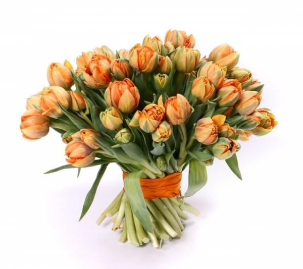 Какие можно дарить цветы на свадьбу
