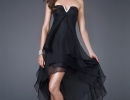 Appealing-A-line-Strapless-Neckline-Asymmetrical-Chiffon-Prom-Dress