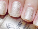 Beautiful-Wedding-Nail-Art