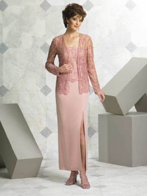Выбрать платье для мамы жениха