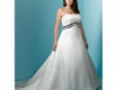 cheap-plus-size-blue-and-white-lace-wedding-dress