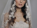 short-two-tier-wedding-veil