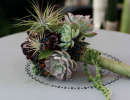 green-purple-bridal-bouquet-eco-friendly-succulents