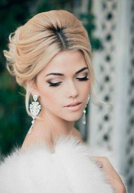 Макияж на свадьбу красивый фото