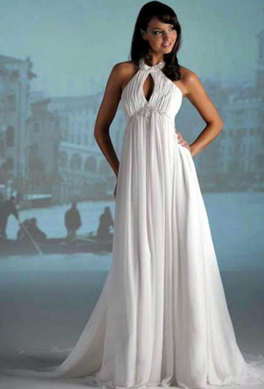 Фото белых греческих платьев