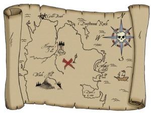 сценарий остров сокровищ