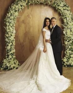 свадебное платье амаль алмуддин