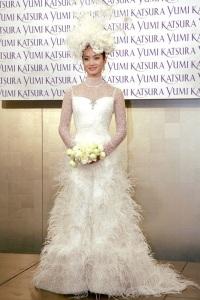 самое дорогое свадебное платье