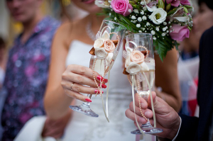 свадебное поздравление-тост от родителей жениха