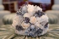 букет невесты зимний фото