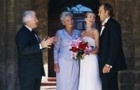 свадебное поздравление от родителей жениха