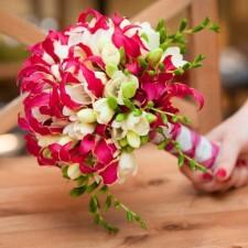 Создаем красивый и оригинальный букет невесты своими руками