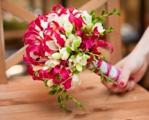 Букет невесты собрать своими руками