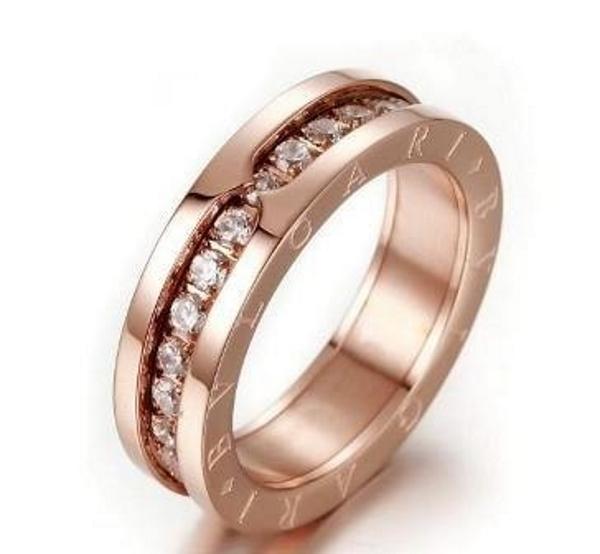 золотые кольца булгари