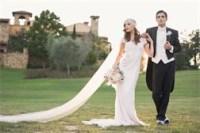 свадебные платья в ретро стиле