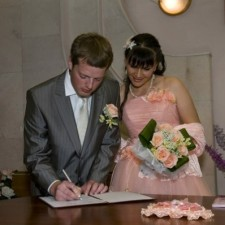 Свадьба Светланы и Максима