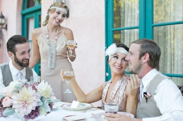 свадьба в стиле гетсби