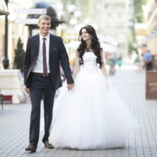 Свадьба Анастасии и Олега : фисташка