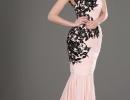 siyah-dantel-süslemeli-balık-etekli-abiye-elbise-modeli