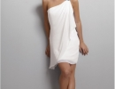chiffon-one-shoulder-column-wedding-reception-dress
