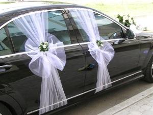 советы по украшению свадебных машин