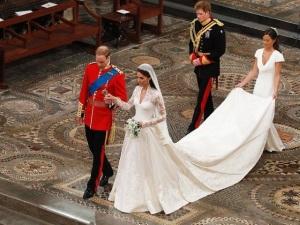 свадебное платье кейт мидлтон