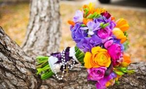 сценарий выкупа невесты: цветочный магазин