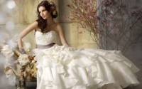 самое красивое свадебное платье в мире фото