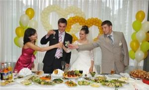 свадебное поздравление в прозе