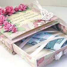 Думаете, сколько же денег нужно подарить на свадьбу друзьям или родственникам? Все зависит от вас.