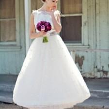 Выбираете самое оригинальное свадебное платье? Попробуйте ретро стиль!