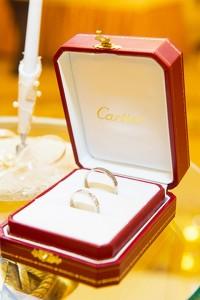 кольца Картье