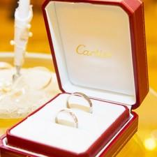 Обручальные кольца Картье - легенда на мировом рынке