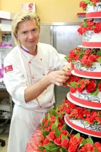 заказ свадебного торта