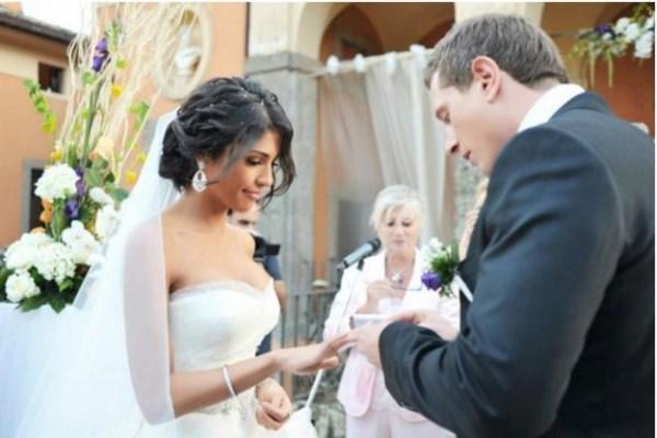 дорогая свадьба