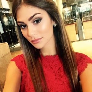 Анастасия Шубская девушка Овечкина