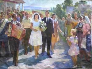 свадьба ссср