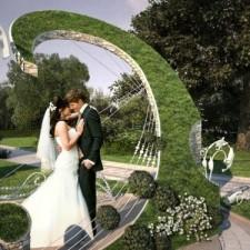 Мечтаете о свадебном торжестве на природе? Свадьба в Коломенском - идеальный вариант