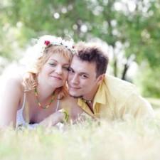 Мария и Василий Королёвы : свадьба в стиле хиппи