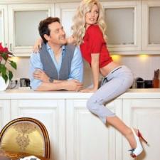Кирилл Сафонов и Саша Савельева с размахом отметели 5 лет семейной жизни